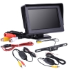 2.4GHz Wireless Backup/Rear View Camera Kit